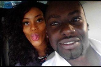 Damilola Adegbite and Chris Attoh