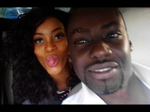 Damilola Adegbite and Chris Attoh