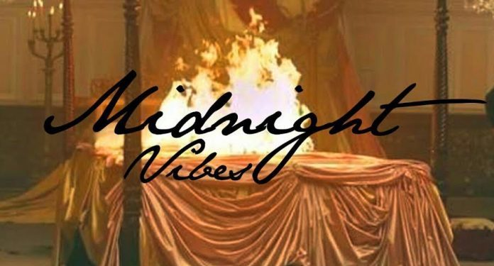 Jesse Jagz – Midnight Vibes Ft. AO art cover