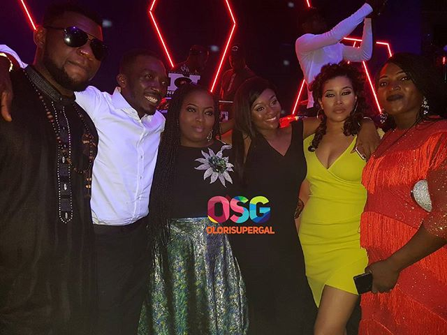 MARTELL AMVCA AFTER PARTY