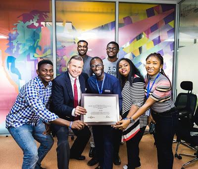 US Govt Names Nigeria's Andela Best SME In The World