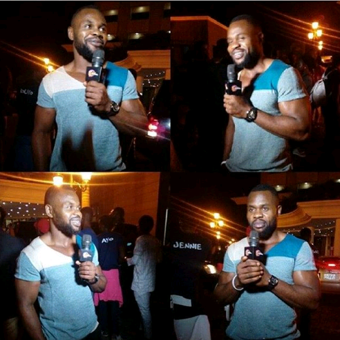 Kemen Spotted At Korede Bello's Party