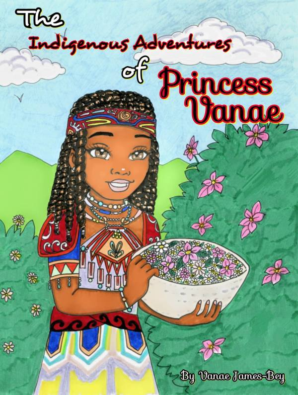 Vanae James-Bey book on culture