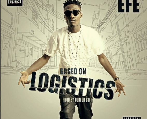Based on Logistic musci track art cover by Efe
