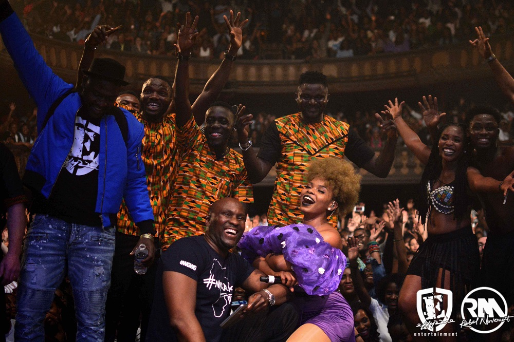 Yemi Alade - Mama Africa World Tour - Le Trianon, Paris