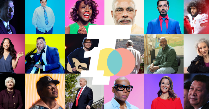 Time Magazine's List Of Most Influential People 2017