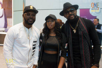 cassper nyovest, falz and banky w