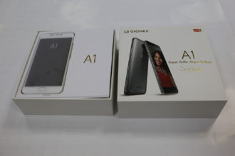 gionee A 1 4