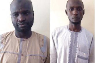 whiste blower Buhari Fannami and Ba-Kura Abdullahi