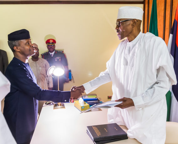 3. VP submits Investigation report by NOVO ISIORO10