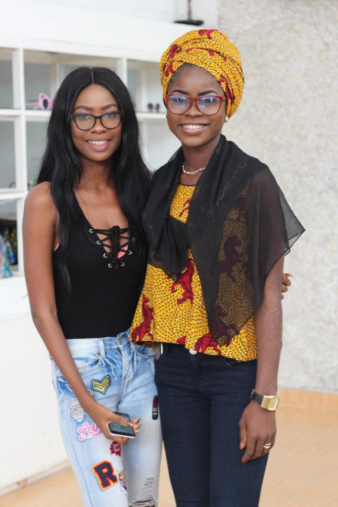 Ajoke and Tobi of Girl Hub Africa - olorisupergal