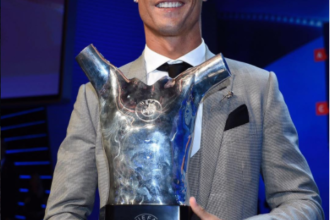 Cristiano Ronaldo - OLORISUPERGAL