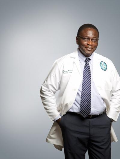 Dr Olugbenga Akingbola - OLORISUPERGAL