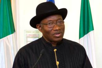 Goodluck Jonathan - olorisupergal