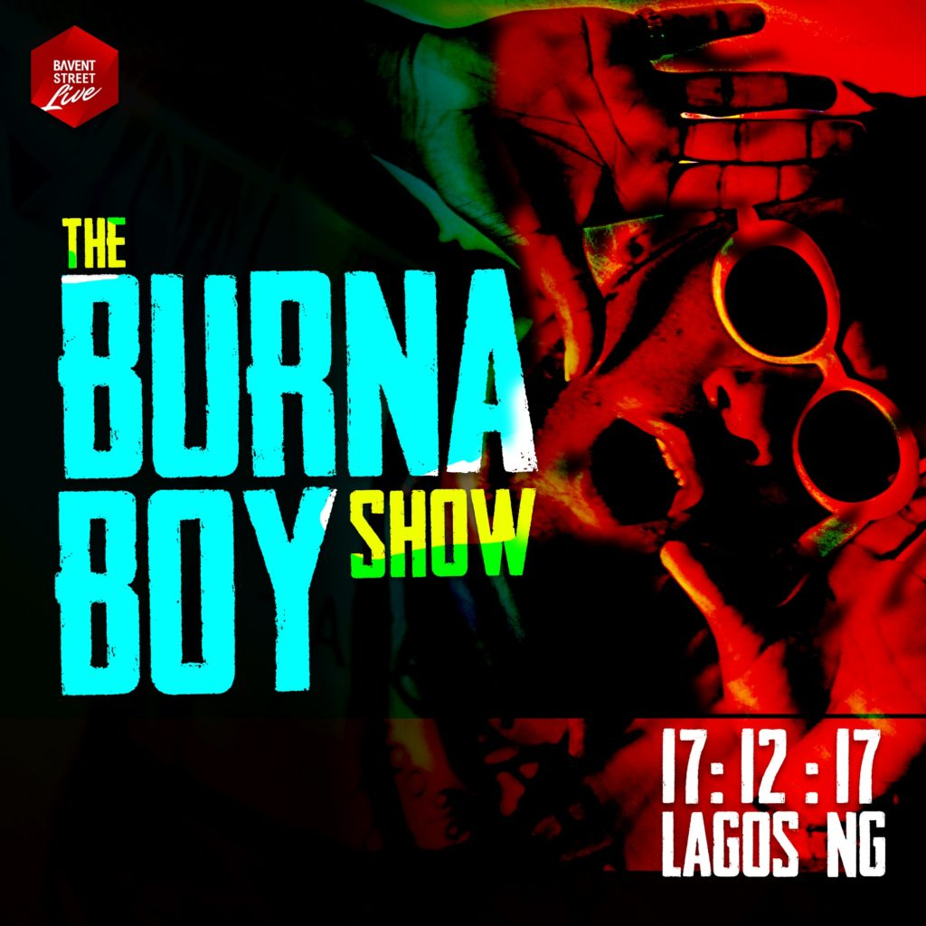 The Burna Boy Show-olorisupergal