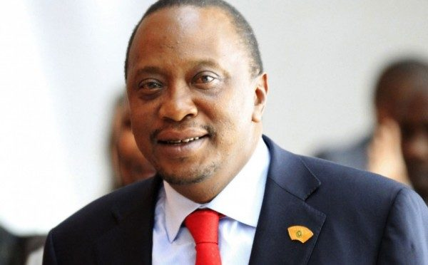 Uhuru Kenyatta - OLORISUPERGAL