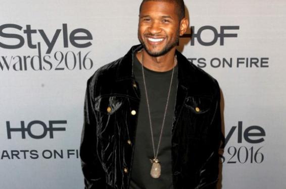Usher - OLORISUPERGAL