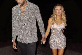Khloe Kardashian and Tristan Thompson - OLORISUPERGAL