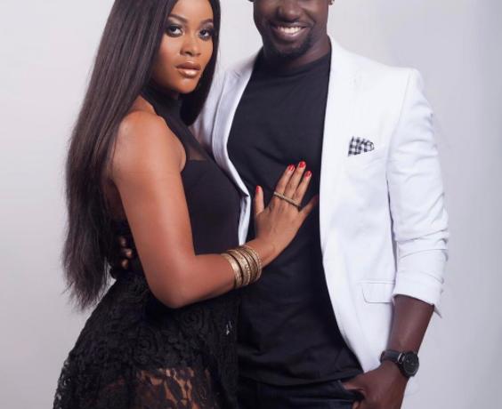 Chris Attoh and Damilola Adegbite - OLORISUPERGAL