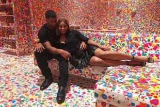 Ciara and Russell Wilson - OLORISUPERGAL