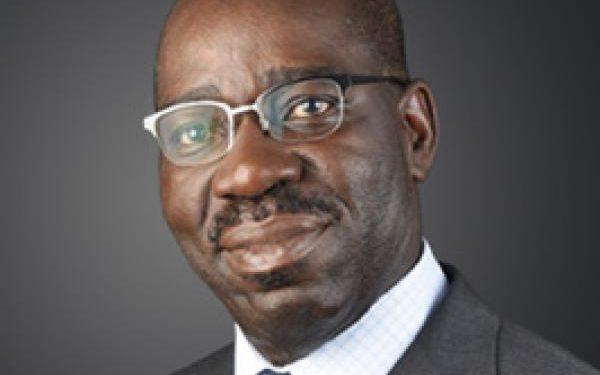 Governor Godwin Obaseki - OLORISUPERGAL