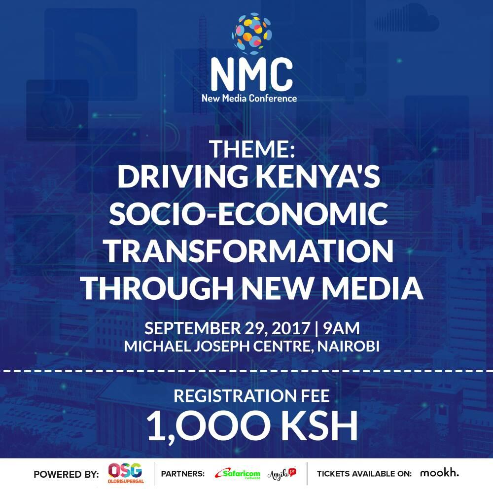NEW MEDIA CONFERENCE-NAIROBI-OLORISUPERGAL