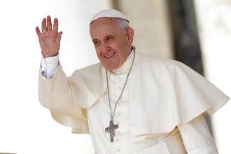 POPE FRANCIS - OLORISUPERGAL