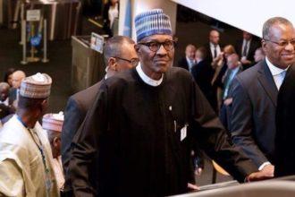 President Muhammadu Buhari - OLORISUPERGAL