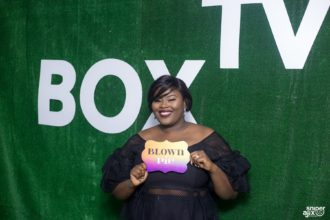 Temilola Akinmuda - _Taymi_ Founder Box Tv