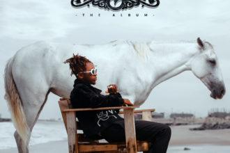 Yung6ix Album Cover - OLORISUPERGAL