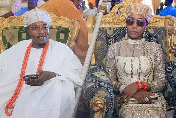 king of iwo land and his queen