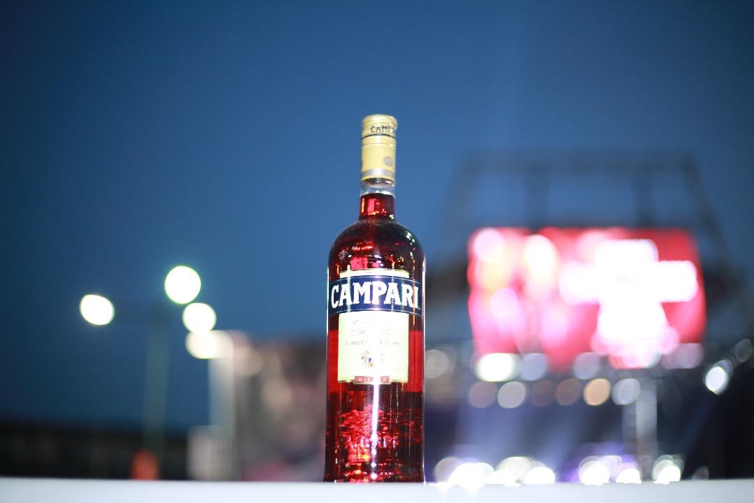 Campari 'Dare to Mix' Festival - OLORISUPERGAL