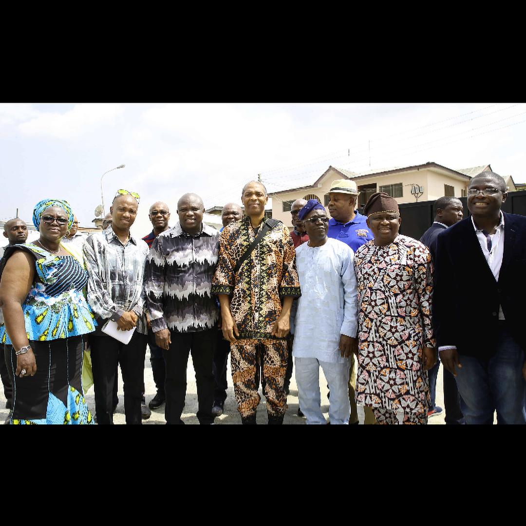 Lagos unevils Fela Statue - OLORISUPERGAL