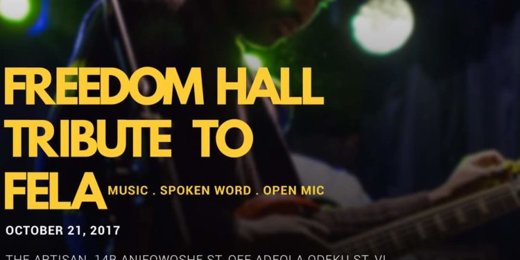 Freedomhall tribute to Fela - OLORISUPERGAL