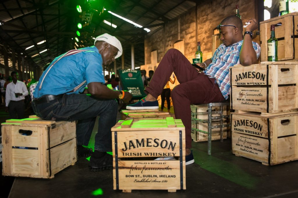 JAMESON CONNECTS NIGERIA