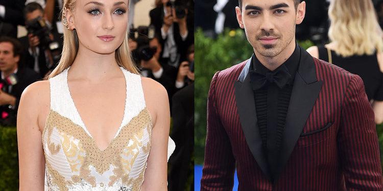 Joe Jonas and Sophie Turner - OLORISUPERGAL