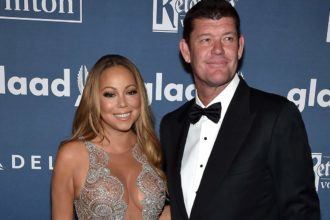 Mariah Carey and James Packer - OLORISUPERGAL