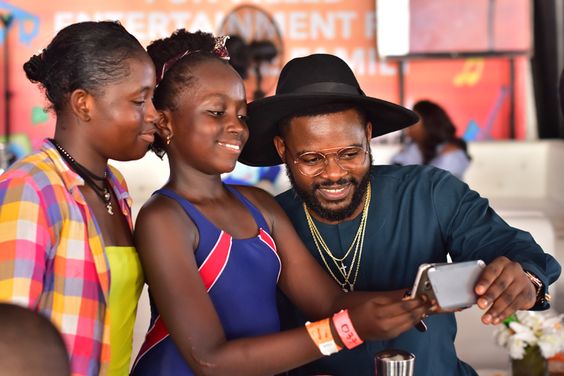 Falz and his fans
