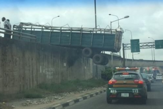 Jibowu bridge - Lagos Nigeria