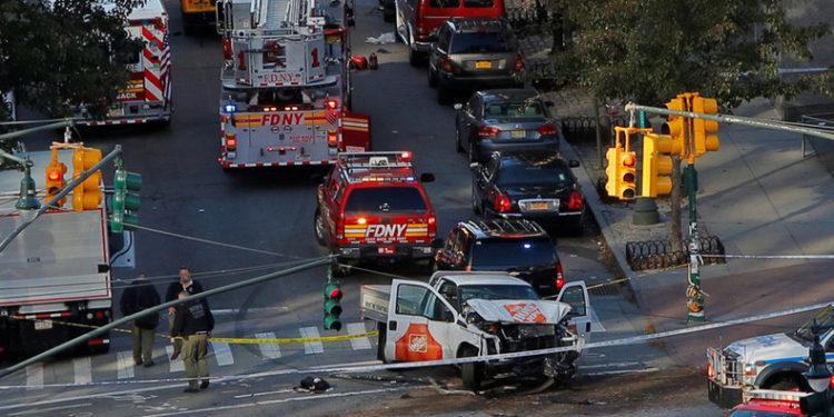 Manhattan Attack - OLORISUPERGAL