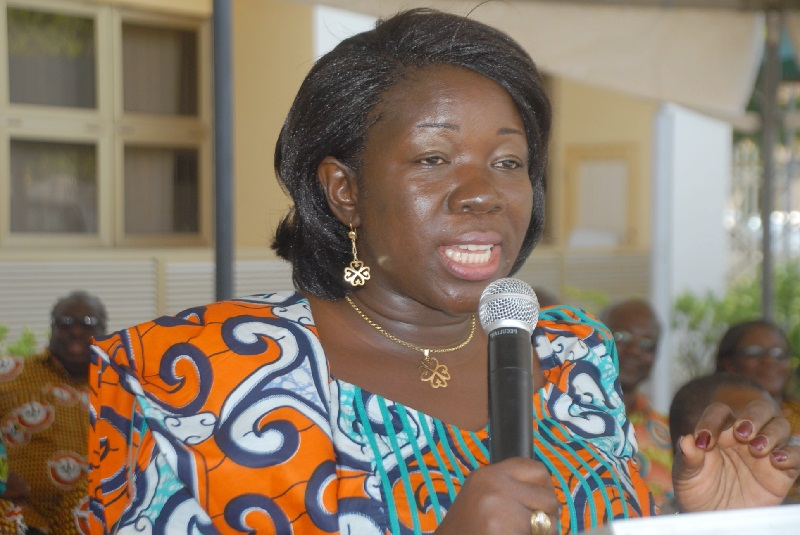 Minister-of-Tourism, Culture, and-Creative Arts, Ghana,Mrs Elizabeth Agyari