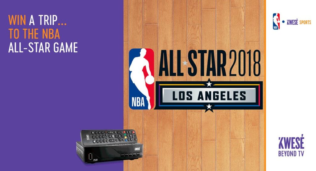 NBA All Star Weekend Competition 2018 creative