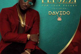 Peruzzi FT. Davido - For Your Pocket (Remix) art