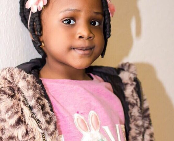 Ubi Franklin's Daughter - OLORISUPERGAL