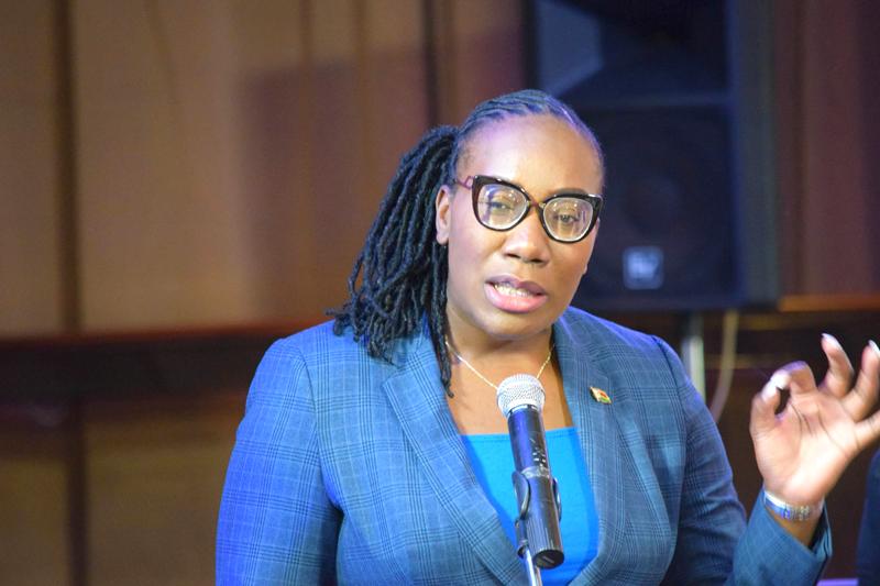 Deputy Minister of Tourism of Zimbabwe, the Honourable Anastacia Ndhlovu MPDeputy Minister of Tourism of Zimbabwe, the Honourable Anastacia Ndhlovu MP