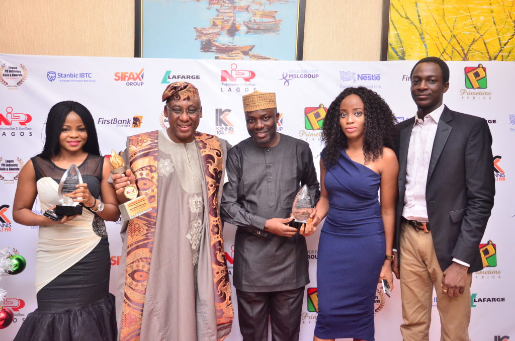Lagos NIPR Names Ayeni Adekunle PR Practitioner Of The Year