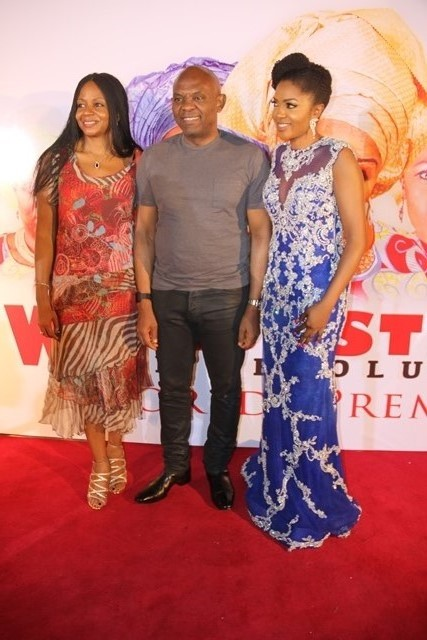 WIVES ON STRIKE MOVIE PREMIERE