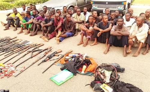 Fulani herdsmen arrested in Abuja