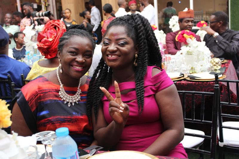Kathleen Ndongmo and Olorisupergal