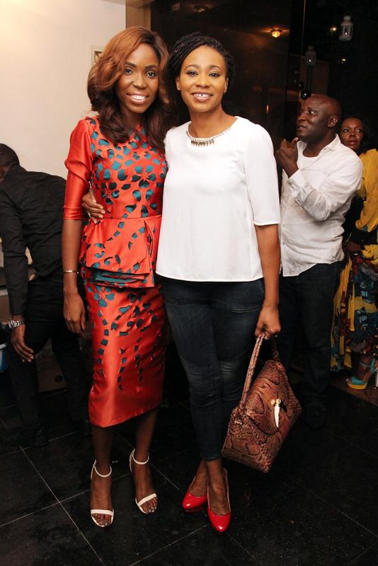 Kemi 'Lala' Akindoju and Nse Ikpe Etim